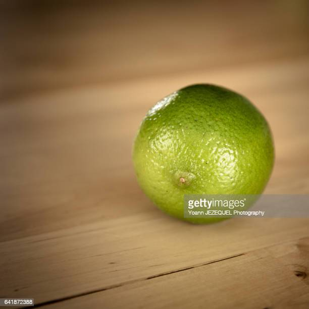 Full Frame Shot Of Green Lime