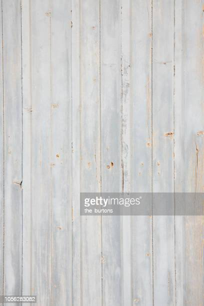 Full frame shot of grey wooden wall, backgrounds