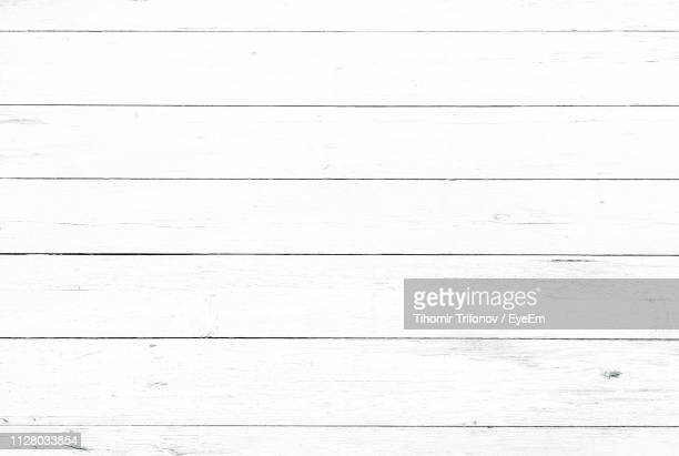 full frame shot of hardwood floor - white stock pictures, royalty-free photos & images