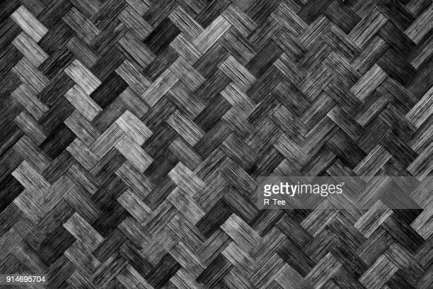 full frame shot of herringbone pattern - herringbone - fotografias e filmes do acervo