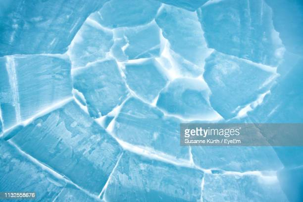 full frame shot of igloo - igloo stock pictures, royalty-free photos & images