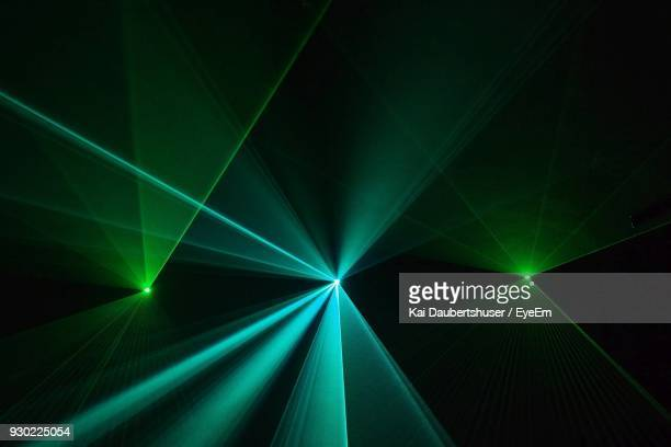 full frame shot of illuminated disco lights - laser stock pictures, royalty-free photos & images