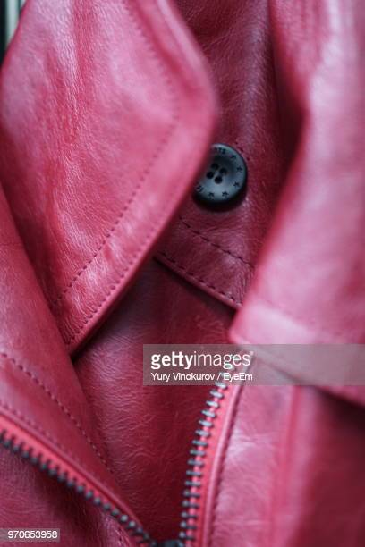 full frame shot of jacket - leather jacket stock pictures, royalty-free photos & images