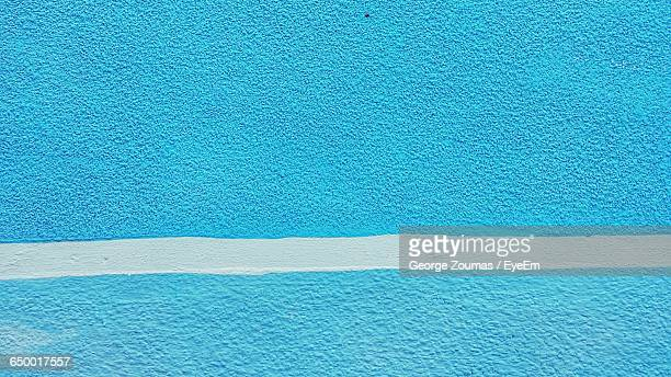 Full Frame Shot Of Light Blue Wall