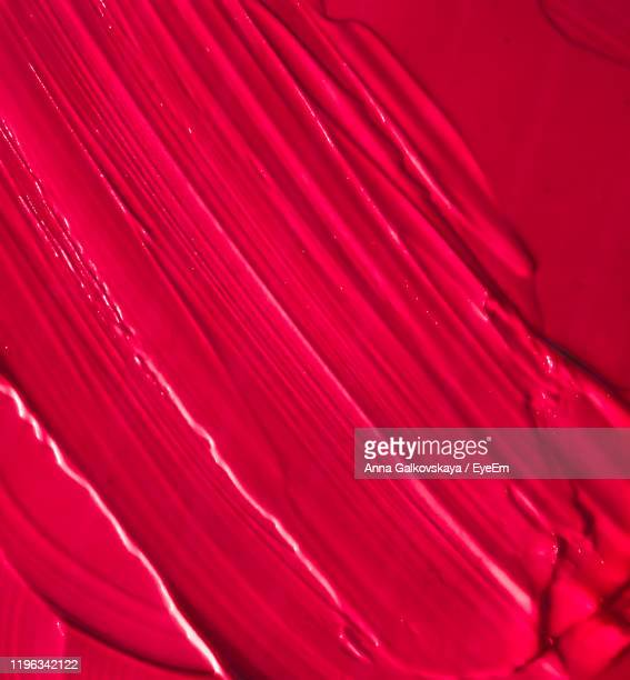 full frame shot of lipstick - lipstick stock pictures, royalty-free photos & images
