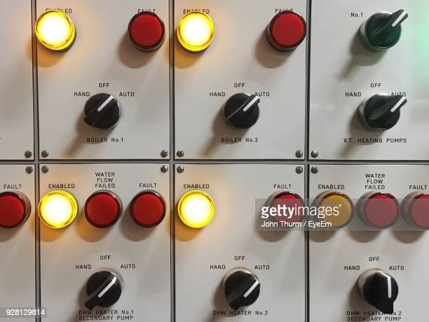 full frame shot of machinery - control panel stock pictures, royalty-free photos & images
