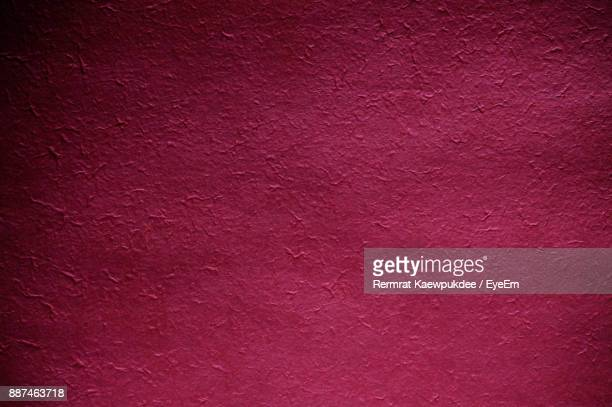 Full Frame Shot Of Maroon Wall