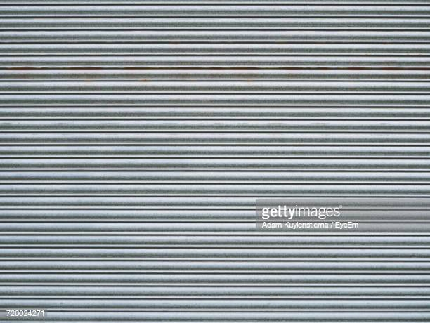 full frame shot of metal - corrugated iron stock photos and pictures