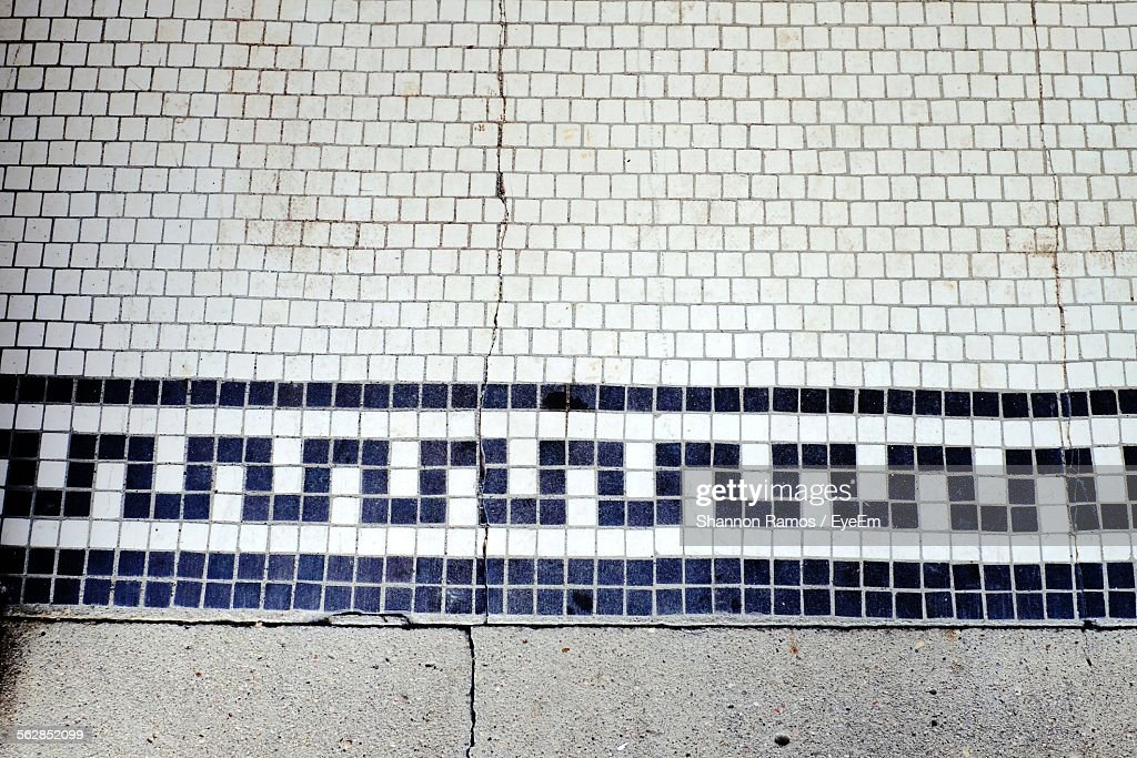 Full Frame Shot Of Mosaic Tiling Stock Photo | Getty Images