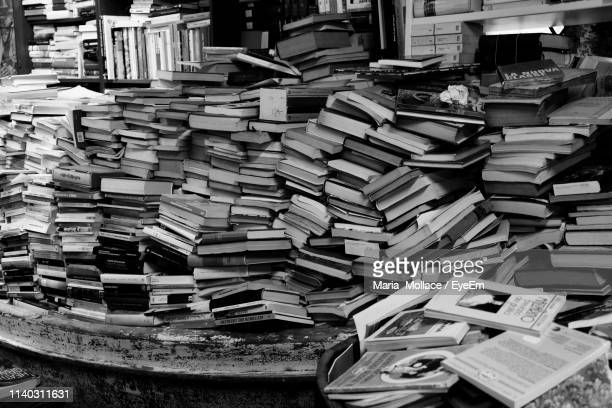 full frame shot of old books - still life stock pictures, royalty-free photos & images