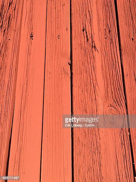 Full Frame Shot Of Old Wooden Planks