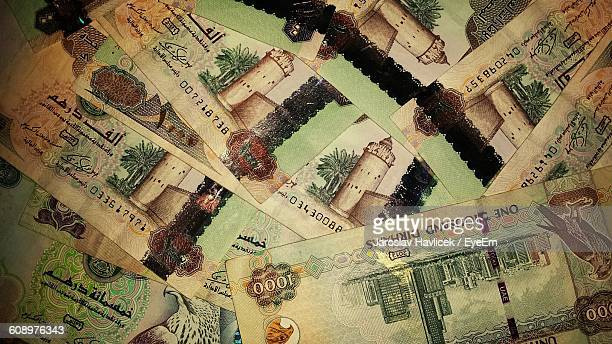 Full Frame Shot Of Paper Currencies