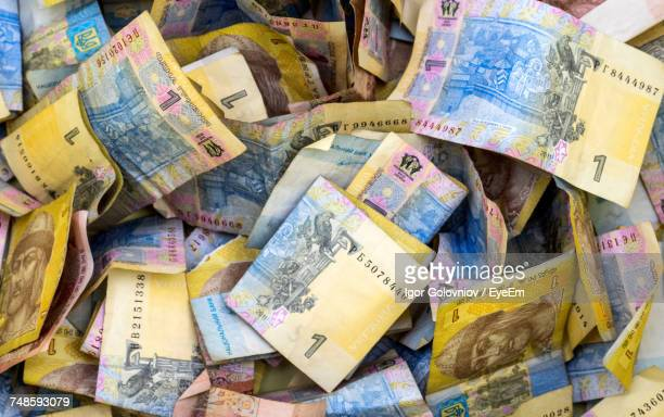 full frame shot of paper currency - igor golovniov stock pictures, royalty-free photos & images
