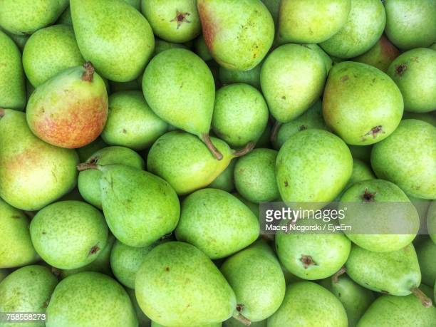 full frame shot of pears - pear stock pictures, royalty-free photos & images