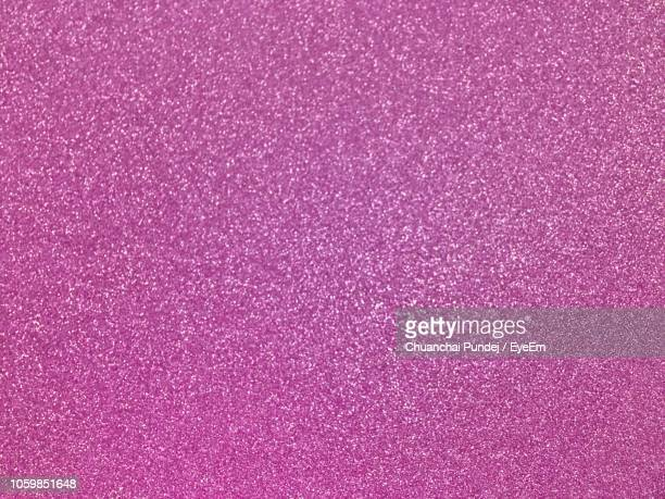 full frame shot of pink glitter - pink color stock pictures, royalty-free photos & images