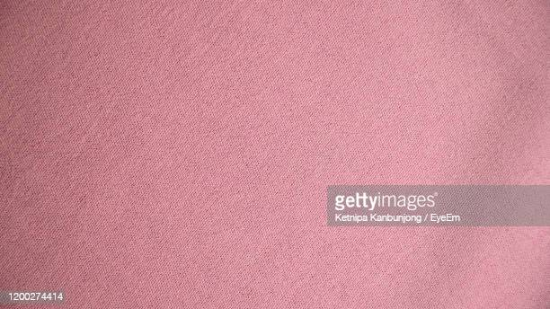 full frame shot of pink textile - felt textile stock pictures, royalty-free photos & images