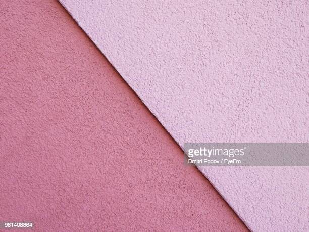Full Frame Shot Of Pink Textured Wall