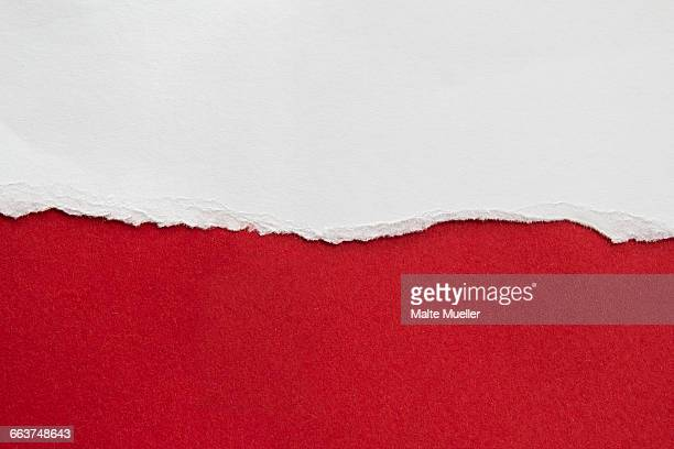 full frame shot of polish flag - en papier photos et images de collection