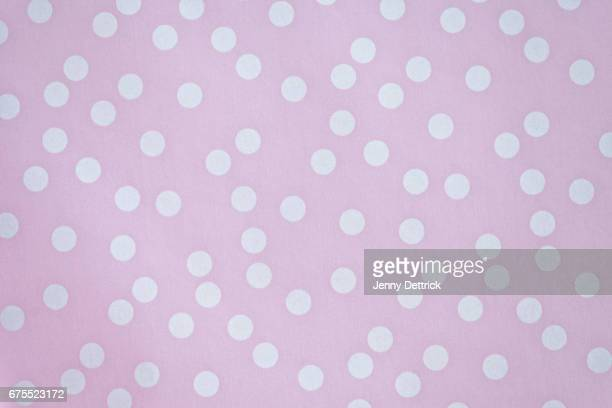 Full Frame Shot Of Polka Dots