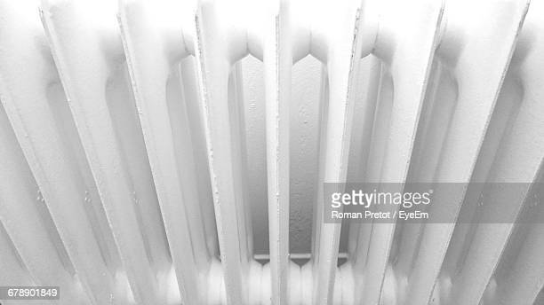 Full Frame Shot Of Radiator