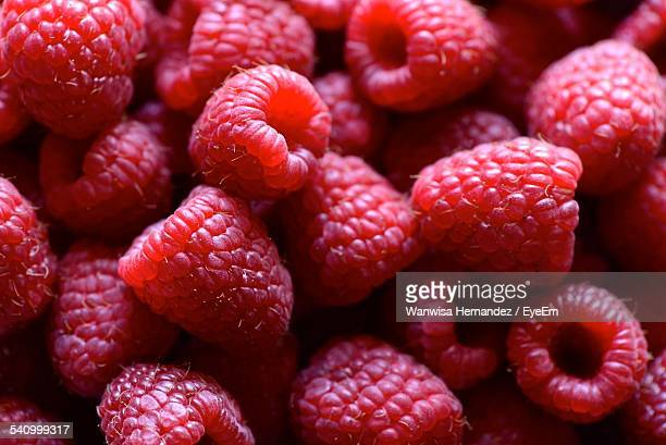 full frame shot of raspberries - berry fruit stock pictures, royalty-free photos & images