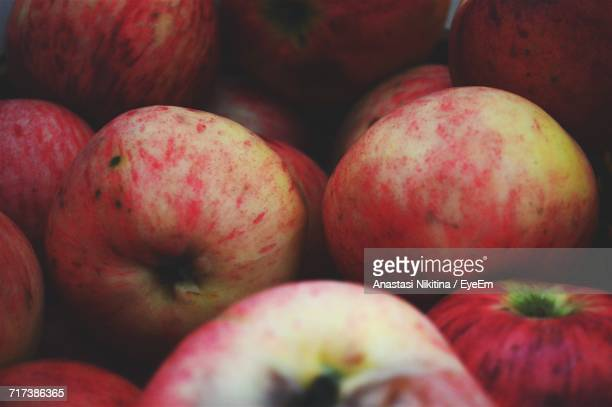 full frame shot of red apples - nikitina stock pictures, royalty-free photos & images