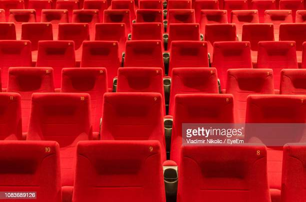 212 Movie Theater Seats Background Photos And Premium High Res Pictures Getty Images