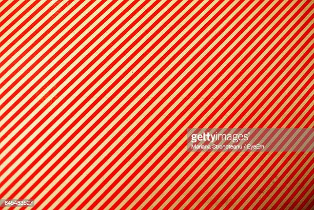 Full Frame Shot Of Red Patterned Wall