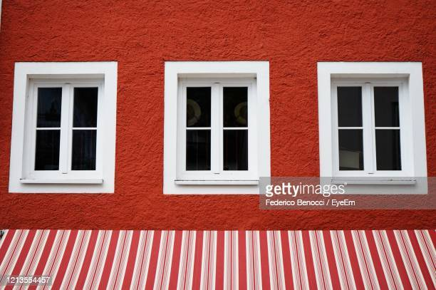 full frame shot of red wall - whitewashed stock pictures, royalty-free photos & images