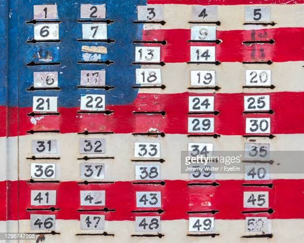 full frame shot of red  white and blue american flag background - eyeem jeremy walter stock pictures, royalty-free photos & images