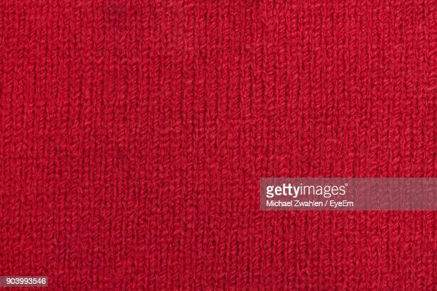 full frame shot of red wool - wool stock pictures, royalty-free photos & images