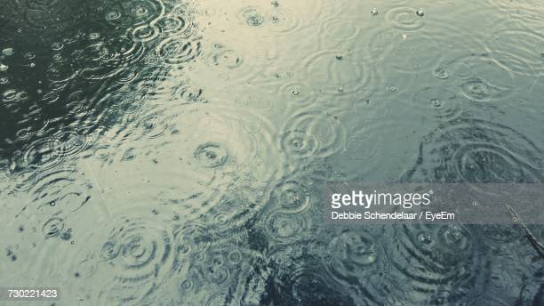 full frame shot of rippled water - flood stock pictures, royalty-free photos & images
