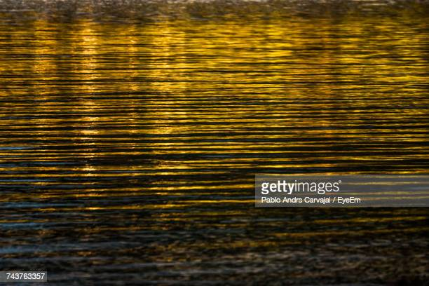 full frame shot of rippled water - carvajal stock photos and pictures