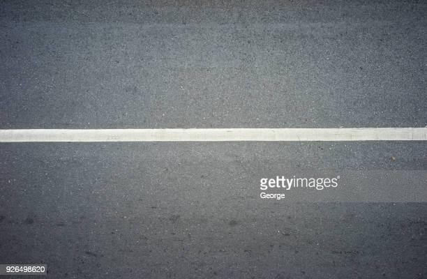 full frame shot of road - trefferversuch stock-fotos und bilder
