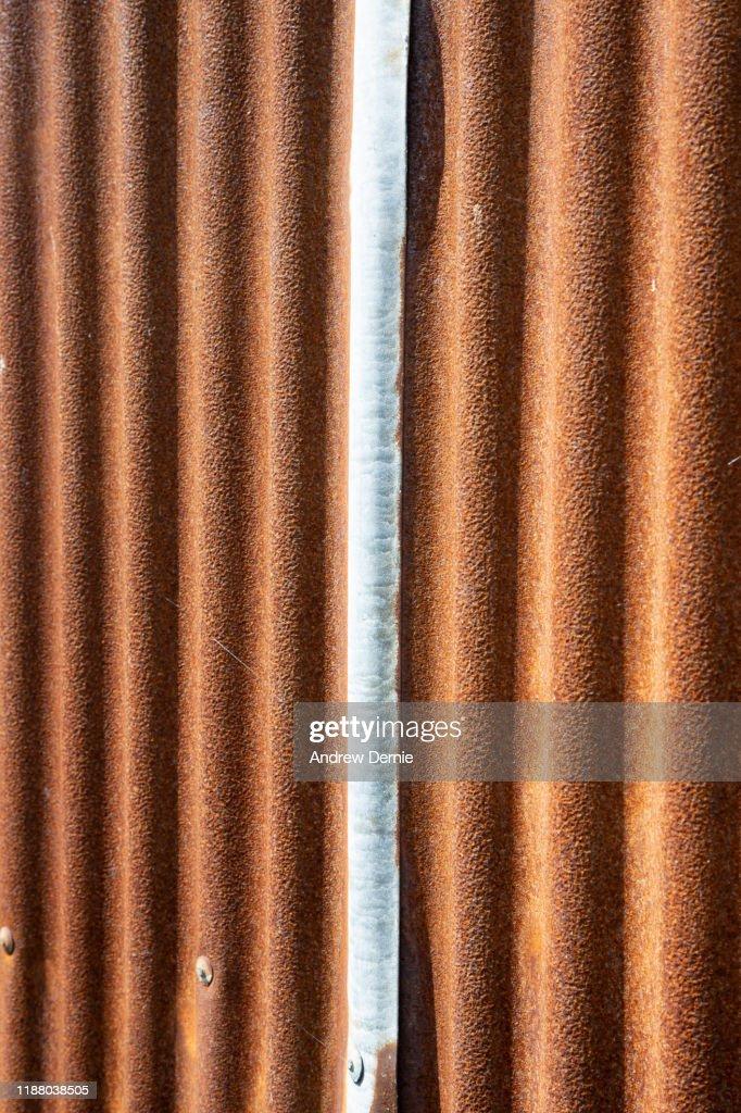Full frame shot of rusty metal : Stock Photo