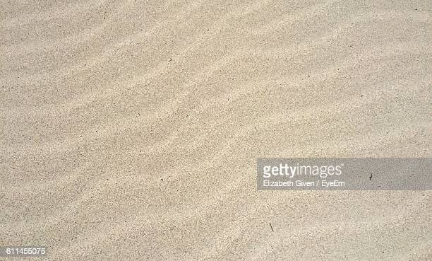 Full Frame Shot Of Sandy Beach