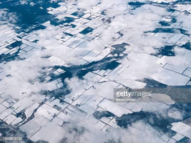 full frame shot of snow - bortes stockfoto's en -beelden