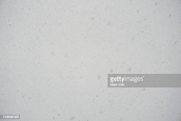 Full frame shot of snowfall against sky