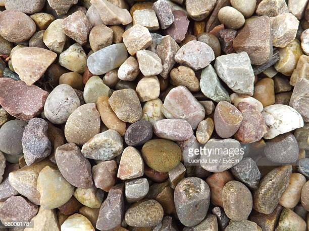 full frame shot of stones - lucinda lee stock photos and pictures