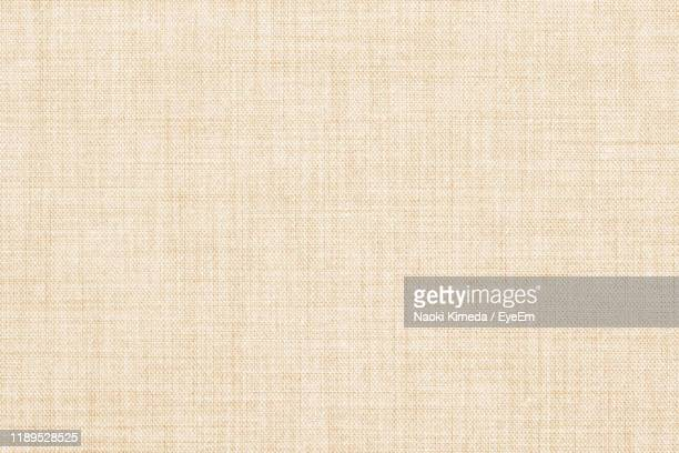 full frame shot of textile - beige stock pictures, royalty-free photos & images