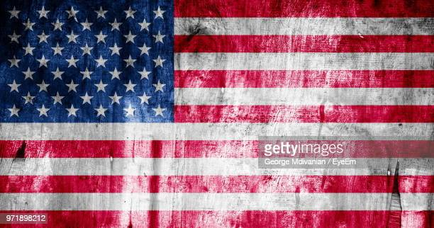 full frame shot of textured american flag - american flag background stock pictures, royalty-free photos & images