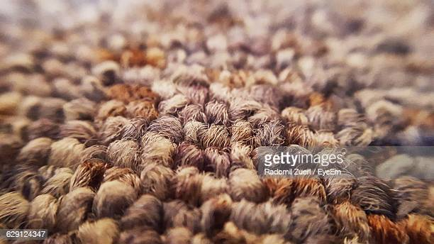 Full Frame Shot Of Textured Carpet