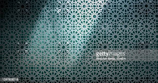 full frame shot of tiled floor - middle east stock pictures, royalty-free photos & images