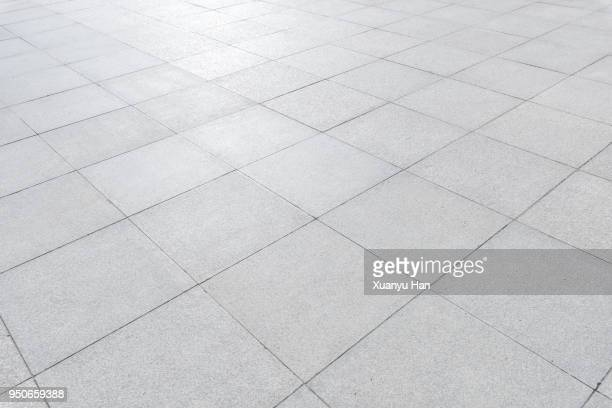 full frame shot of tiled floor - paving stone stock pictures, royalty-free photos & images