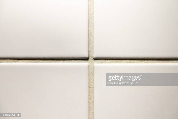 full frame shot of tiled wall - per grunditz stock pictures, royalty-free photos & images