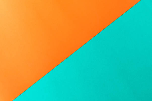 full frame shot of two tone background - 彩色影像 個照片及圖片檔