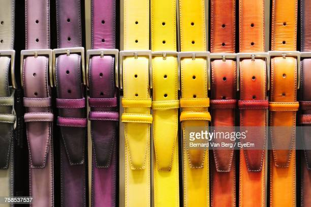 full frame shot of various wristwatches - strap stock photos and pictures