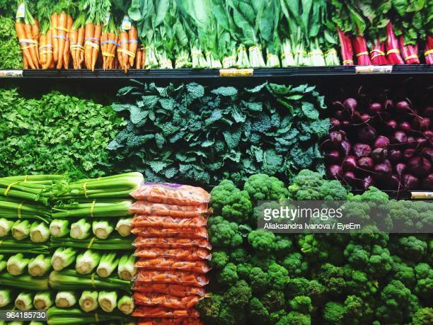full frame shot of vegetables for sale in market - legume - fotografias e filmes do acervo