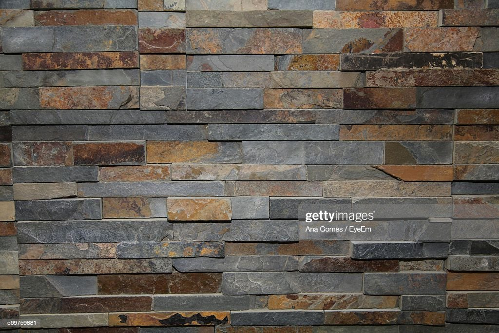 Full Frame Shot Of Wall At Home : Stock Photo