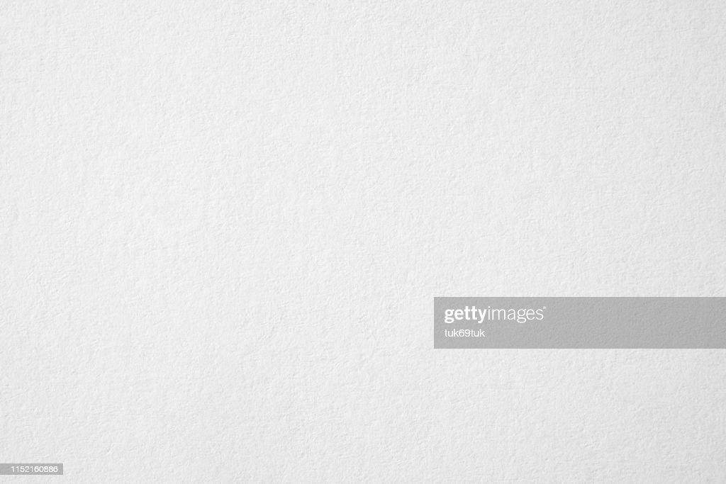 Full Frame Shot Of White Paper : Stock Photo